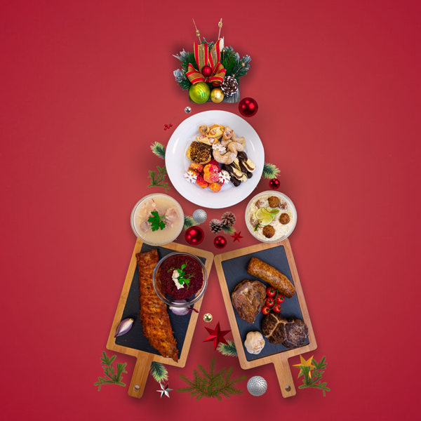 Savoarea Sărbătorilor – Meniu Crăciun / Anul Nou 2020